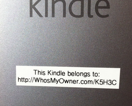 How to Protect your Kindle