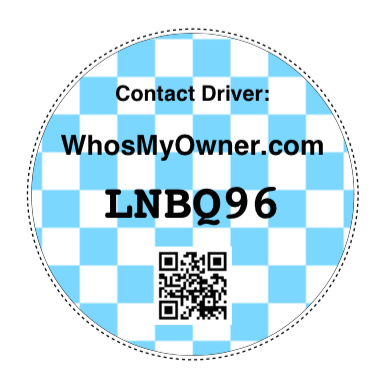 A Safer Tax Disc Replacement