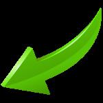 green-arrow-swoosh